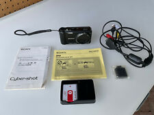 Sony Cyber-shot DSC-HX5V 10.2MP Digital Camera with SD card and original addons