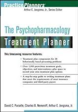 The Psychopharmacology Treatment Planner, Purselle, David C., Nemeroff, Charles