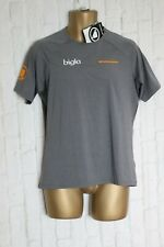 Mens Endura Cycling MTB  Single Track T- Shirt Jersey Size Medium M  Grey .