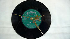 "THE SHADOWS What a lovely tune 7""VINYL Wall Clock  Columbia 45-DB 4870"