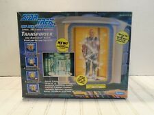 Playmates Low Edition No. 219 Star Trek The Next Generation Transporter New wBox