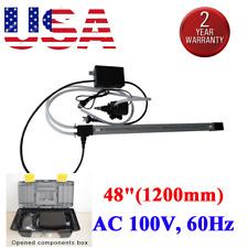 "USA Hotsale 48"" Acrylic Light Box Plastic PVC Bending Machine Heat Bender"