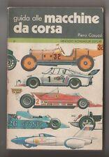 Guida alle macchine da corsa - P. Casucci