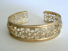 SALE Filigree Vintage Bracelet From West Germany Light Weight Never Worn OneSize