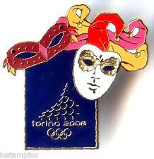 """2006 Torino Olympic """"CARNEVALE in VENICE"""" Pin"""
