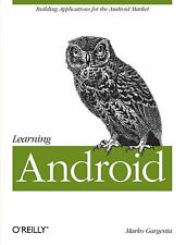 Learning Android-ExLibrary
