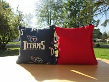 Tennessee Titans Cornhole Bags FREE PRIORITY SHIPPING!!! Set of 8 Corn hole Bags
