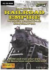 Railroad Empire - PC Model Railway Train Simulator (New)