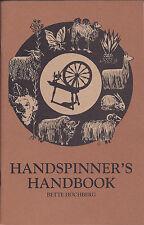 Book Handspinner's HandbookBette Hochberg Wonderful resourse beginning - advance