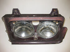 1970 69 71?? CADILLAC HEADLIGHT ASSEMBLY LH WITH T-3 BULB GREAT PART