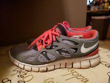 Womens Nike Free Run 2  Size 7 Grey