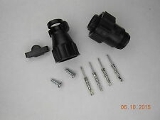 5 TE Connectivity/AMP 206429-1 CPC Plug Kit w/ Cable Clamp and Tin Pins