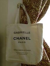 Gabrielle Chanel 2017 Limited Edition cotton canvas tote shopper BAG
