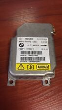 BMW 3 SERIES E46 AIRBAG CRASH SENSOR CONTROL MODULE ECU 6912755