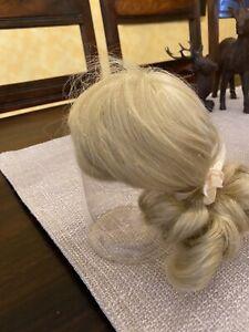 Healifty 5pcs Puppenhaare Zum Basteln Hochtemperatur Draht Glattes Haar Lange BJD Puppe Per/ücke Haarteil Kunsthaar Puppen Marionette DIY Herstellung Reparatur Zubeh/ör Farbmischung Stil A