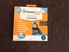 Thundershirt Large Heather Grey Cat T02-Hgl - Upc: 854880001585