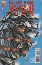 HUNT FOR WOLVERINE #1 COVER A 1 ST PRINT