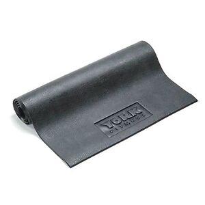 York Equipment Mat Gym Floor Protector for Exercise Bike Treadmill Cross Trainer
