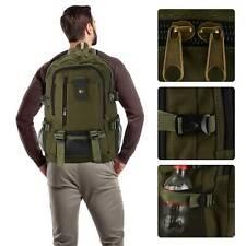 Mens Boys Backpack Rucksack Work Sports Travel Hiking School College Bag