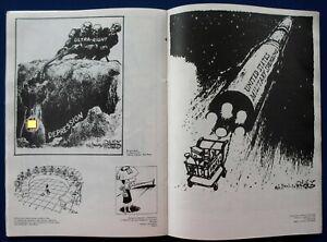 Album Masters of World Satirical Graphics Propaganda Anti Imperialism Russian