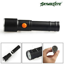 Camping Wolf 2800 LM Zoomable XPE LED AA Battery Flashlight Lamp Pocket Torch