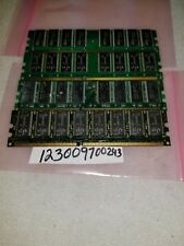 4GB 4X 1GB PC DDR DDR1 PC3200 DDR-400 3200 400MHZ 184PIN NON-ECC INTEL PC 64X8