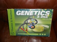 Thames & Kosmos Biology Genetics and DNA Experiment Kit Homeschool Science