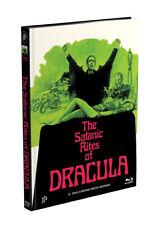 DRACULA BRAUCHT FRISCHES BLUT - 2-Disc Mediabook Cover K [BD+DVD] LE *Uncut*NEU*
