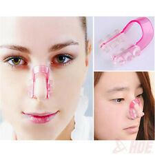 Nose UP Silicone Lifting Shaping Clipper Bridge Straightening Beauty Clip US!!