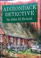 Adirondack Detective Briant New York Mountains Mystery PB 2000
