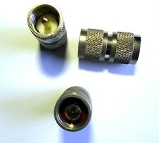 N male plug to UHF PL259 PL-259 SO239 male plug RF coaxial adapter connector NUP