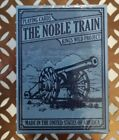 The Noble Train Blue Edition Playing Cards New & Sealed Kings Wild Shorts Deck