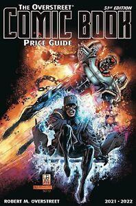Overstreet Comic Book Price Guide Volume 51,  2021