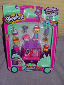 Shopkins Season 8 World Vacation 12 Shopkins Boarding To Europe