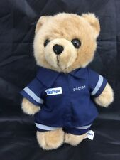 "NRMA CAREFLIGHT ""DOCTOR"" PLUSH TOY."