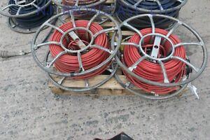 1x  50m triax cable on drum (lemo triax)