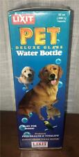 Lixit Model GB-32 Large Glass Water Bottle -Large Birds Puppies & Dogs Brand New