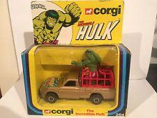 Corgi - The Incredible Hulk Mazda Truck (Model No.264) - Boxed