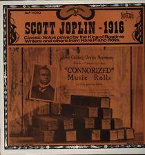 Scott Joplin 1916 Vinyl Record Biograph NY LP1.53