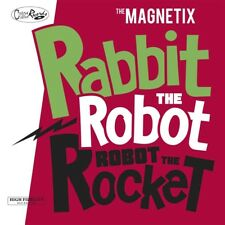 Magnetix-Rabbit the robot-robot The Rocket CD NUOVO