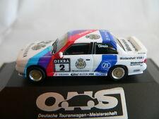 HERPA BMW M3 DTM 1990 #2 GIROIX TEAM SCHNITZER WARSTEINER WINTERSHALL, NEU + OVP