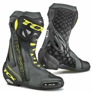 TCX RT-Race Motorcycle Motorbike Sports Boots |All Sizes
