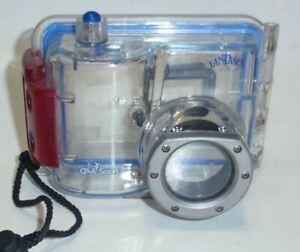 Fantasea CP-4 Sport 40m/130 feet Underwater Housing Nikon Coolpix 4300 and 885