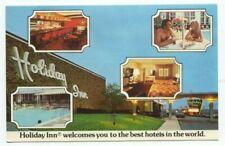 Brunswick GA Holiday Inn U.S. 341 at I-95 Postcard - Georgia
