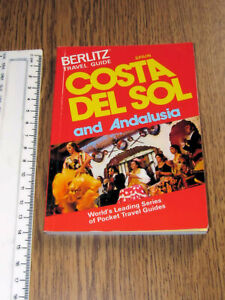 Berlitz Travel Guide to the Costa del Sol by Berlitz Guides (Paperback, 1987)