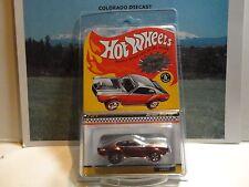Hot Wheels Redline Club Rewards Series Red Street Snorter