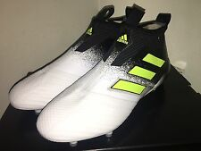 newest 21ebf ccd7b adidas ACE 17+ Purecontrol FG Soccer Cleats Pogba Size 9   UK 8.5