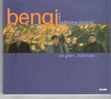 (GK856) Bengi: Baglama Uclusu, Sel Gider Kum Kalir - 2001 CD