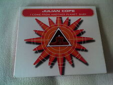 JULIAN COPE - I COME FROM ANOTHER PLANET, BABY - 3 TRACK UK CD SINGLE