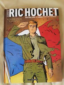 RIC HOCHET T4 - Tombé Pour la France - EO première édition 2020 - TTBE
